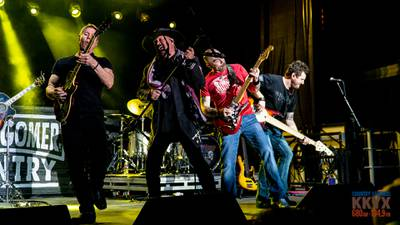 Montgomery Gentry Live at Oyster Bake - April 12, 2019