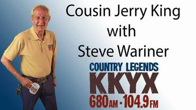 Jerry King with Steve Wariner