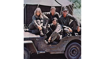 Memorable moments from the iconic series 'M*A*S*H'