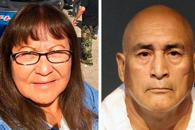 New Mexico man charged after human remains identified as missing Army vet girlfriend