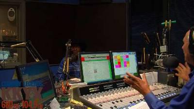 Jerry King Talks with Leon Coffee on KKYX