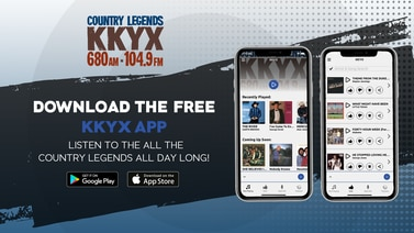 Download the KKYX App Today