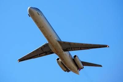 Plane crashes near Houston, no serious injuries reported